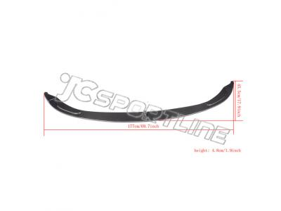 F80 F82 F83 M3 M4 ONLY FULL CARBON FRONT LIP SPOILER P